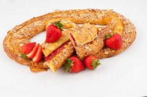 SOUTHWEST STRAWBERRY KRINGLE